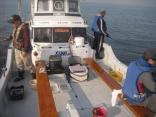有明海の船釣り