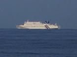 釜山へ福岡からのフェリー客船