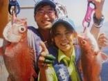 秋田県能代沖の真夏の夢 『アカムツ』