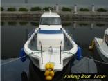 遊漁船LEXUS(ヤマハFG-33EX)