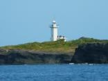 三つ島灯台 日本で最西端 対馬で最北端の灯台です