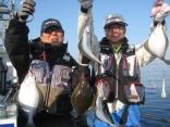 2014/04/20 沖ソーハチ釣り