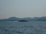 韓国 釜山行き 高速艇