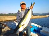 140501大ヒラマサ(見島沖)