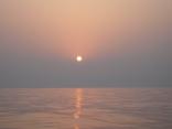 濃霧注意報 対馬海峡