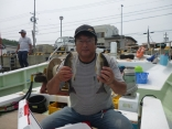イサキ釣り2014.07.02