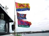19トン大型船、大さん弘漁丸進水式!