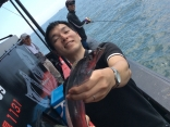 H様は3年ぶりのタチウオ釣りだそうです( ´ ▽ ` )。
