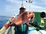 沖釣り2015#01