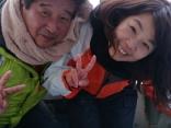 12月29日 西村さん夫婦 ガシラ55匹