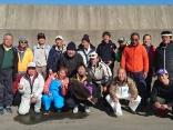 JGFA主催『日立沖寒ビラメ釣り大会』
