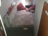 第2海佐知丸 仮眠室