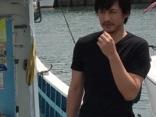 BS-TBS番組取材に俳優の中村俊介さんが釣り漁師体験に!