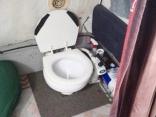 トイレ完備