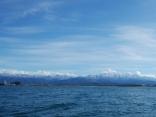 冬の富山湾