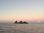 鷹島まで遠征