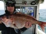 レンタルタックルにて完全ふかせ釣り初挑戦でゲット‼
