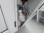 清水手洗い蛇口