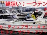 鯛狙い;一つテンヤ(生きエビ代1000円)・鯛ラバ・鯛サビキなど