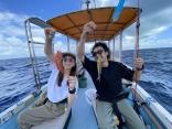南の島の綺麗な海でのんびり釣りを楽しんでみませんか?