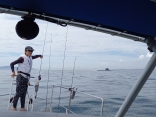R3年 9/20 明石釣行時の潜水艦