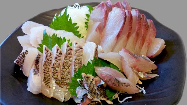 自分で釣った魚の味は格別!