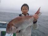 真鯛6.5キロ