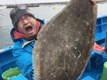 ヒラメ 5kg