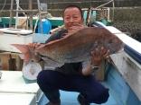 真鯛9.4キロ