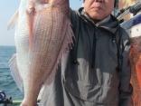 真鯛62cm