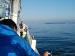 風も波も無く最高の釣り日和でしたがソデイカはヒット無し