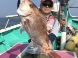 真鯛 2.6kg