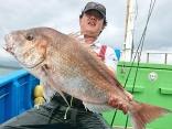 特鯛8.2kg(83cm)