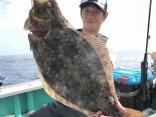 ヒラメ 3.9kg