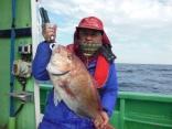 大鯛 4.8kg