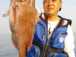 真鯛66cm