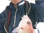レンタルタックルを上手に使い船釣り初挑戦で本命ゲット‼