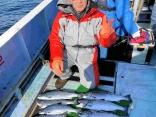 釣り人生初の釣れ方!