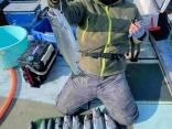 釣り最高!