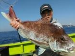 大鯛4.5kg