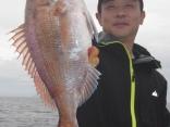 真鯛51cm